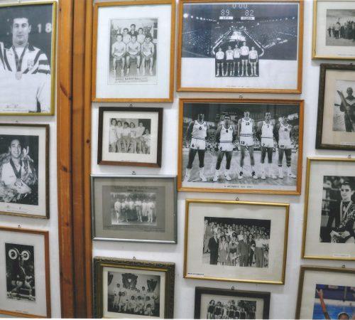 Η συλλογή φωτογραφικού υλικού του μουσείου περιλαμβάνει σπάνια ντοκουμέντα.